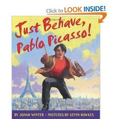 Picture Book/Nonfiction/Biography   PreS-Gr. 2  Starred Reviews from Booklist, Publishers Weekly, School Library Journal