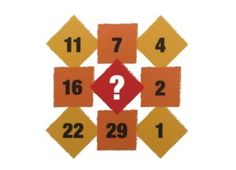 What number fits in? Brain Teasers With Answers, Math Questions, Make Your Mark, Riddles, Trivia, Numbers, Puzzle, Quizes