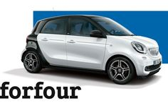 The smart forfour