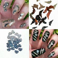Nail art decals available at www.charliesnailart.co.uk  #nailsupplies #naildesign #nails #nailart #naildecals #nailenvy #nailaccessories #naildecor #nailfashion #nailjunkie