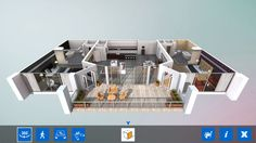 Top Signs You Should Use Interactive Architectural Visualization For Floor Plans Marketing: #InteractiveArchitecturalVisualization #InteractiveArchitecturalViz #interactive3Dfloorplanvisualization #photorealisticapp