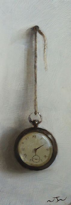 Pocket Watch-Neil Nelson
