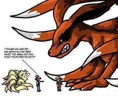 Ninetales battle :D