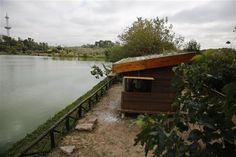 Suman en el sur porteño un área protegida donde antes había un basural  El mirador hacia el lago Lugano en el nuevo espacio verde