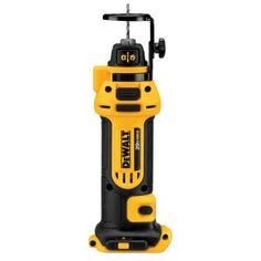 DEWALT 20-Volt Max Lithium-Ion Cordless Drywall Cut-Out Tool (Tool-Only) DCS551B at The Home Depot - Mobile