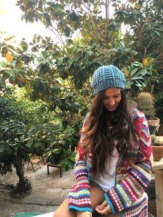 Fashion&Fun in Barcelona with Vivo Soul - onibizaclouds Barcelona, Boho, Cool Style, Winter Hats, Crochet Hats, Fun, Clothes, Fashion, Living Alone