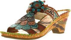 Corkys Women's Elite Navajo Sandals - ShoeCenter.com