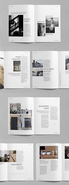 closet layout 190840102945735495 - Eko Magazine Template Source by meurie Brochure Indesign, Design Brochure, Brochure Layout, Brochure Template, Brochure Stand, Brochure Ideas, Luxury Brochure, Page Layout Design, Magazine Layout Design