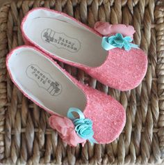 Baby Girl Shoes Toddler Girl Shoes Soft Soled by BitsyBlossom ♡
