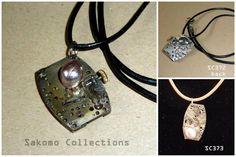 Chronos tag pendants