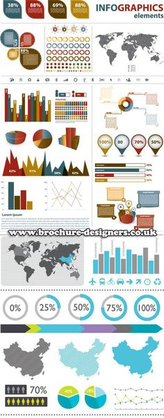 business infographics useful for business presentation design www.brochure-designers.co.uk #businesspresentation #businessbrochure #infographics