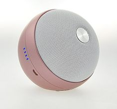 Introducing Dewant Portable Ball Shape 9W Bluetooth Wireless Speaker with Wireless USB Adapter for Connection to Computer and with Enhanced Bass Resonator Color Rose Gold L098 RGold. Great Product and follow us to get more updates!