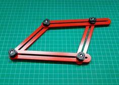 Transportador de ángulos. . . . #3dprinted #instapic #prototipado #modelado3d #productmanufactoring #3dprints #3dmodeling #3dpintingindustry #prototipadorapido #prototipos  #3dprinter #3dprint #tools #impresion3d #fabricacionaditiva #proyectoscreativos #impresora3d #3dmodels #3ddesign #3dprinters #herramientas #additivemanufacturing #proyectos #productdesign #3dprinting #creality #ender5