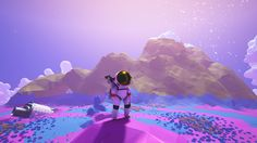Just started playing Astroneer and took this screenshot. SO PRETTY! http://ift.tt/2jan7Jj