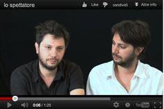 Per LIPS aggiungiamo altri quattro brevi spezzoni dell'intervista ai due registi cinematografici De Serio.     - i laboratori partecipati  - il piccolo cinema  - cinema come vita  - lo spettatore    http://www.progettolips.it/de-serio/#more-180