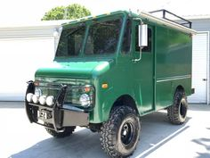 Ambulance, Off Road Rv, Step Van, Panel Truck, Four Wheel Drive, 4x4 Trucks, House On Wheels, Us Images, Camper Van