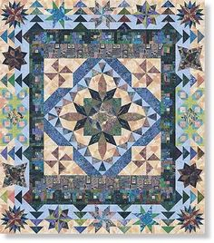Kaleidoscope Dreams Block of the Month  starts in July 2015   Stitchin Heaven    free sign up    one week only