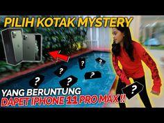 CHALLENGE TERGOKIL!! AMBIL KOTAK MYSTERY DI KOLAM RENANG YG BERUNTUNG DAPAT IPHONE PRO MAX - YouTube Poker Table, Mystery, Entertainment, Iphone, Giveaway, Entertaining