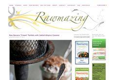 Rawmazing (by @Susan Powers) http://www.rawmazing.com