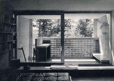 Atelier 5. Siedlung Halen, Bern, 1957 - 1961.