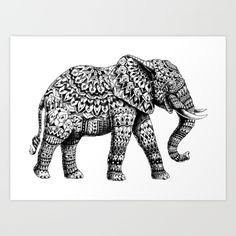 Ornate Elephant 3.0 by BIOWORKZ
