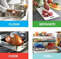 Keep your family safe from food poisoning #WorldCupChat #ad