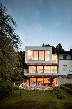 The 'Haus Am See' located in Carinthia, Austria - Designed by Spado Architects