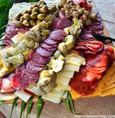 Antipasto for Italian Night!