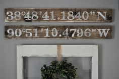 Did I show you the wall art I made for my living room? It's a Metal Letter Sign i made using old pottery barn metal letters. Such an easy Home Decor DIY! Industrial Farmhouse Decor, Farmhouse Wall Decor, Farmhouse Signs, Rustic Farmhouse, Farmhouse Ideas, Farmhouse Table, Ikea Industrial, Industrial Signs, City Farmhouse