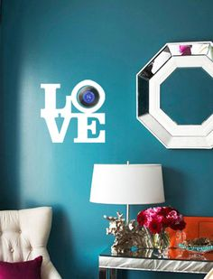NEST Love Wall Decal