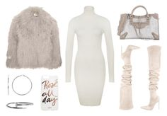 """""""Untitled #20845"""" by florencia95 ❤ liked on Polyvore featuring Balenciaga, STELLA McCARTNEY, Gianvito Rossi and Sonix"""