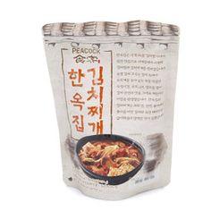피코크 한옥집 김치찌개500g