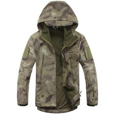 Jackets Rational Lurker Shark Skin Soft Shell Tad V5.0 Military Tactical Jacket Waterproof Windproof Hunt Camouflage Army Clothing Tactical Coat