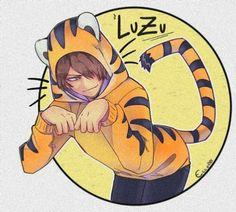 Karma, Anime Kawaii, Tigger, Cool Art, Awesome Art, Disney Characters, Fictional Characters, Fandoms, Marvel