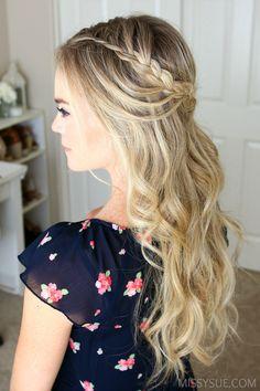 looped-braid-hairstyle