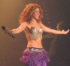 Modern Belly Dance, Shakira!