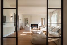 B Villas Renovation Interiors - Renovatie van een Frans klassieke villa in Oud-Heverlee - Hoog ■ Exclusieve woon- en tuin inspiratie.