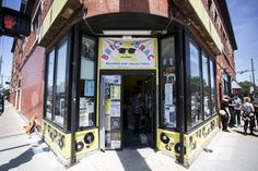 BRIC-A-BRAC Bric-a-Brac Records & Collectibles is your one-stop shop for all the necessities that no one really needs! New and used vinyl and cassettes, vintage movie posters, 80s/90s toys, and all kinds of pop culture ephemera!