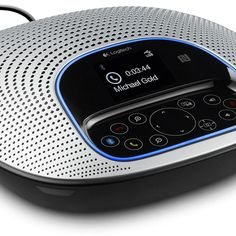 Like it or share it. Logitech speakerphone. Check it out at out store. #logitech #speaker #gograbs #tech #gadgets #FreeShipping #NoTax #ipad #phones #iphone