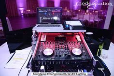 Soundwave Entertainment Orlando, www.djsoundwave.net, getting ready to party! Photo by Rhodes Studios