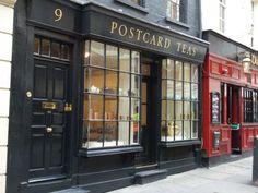 Postcard Teas London