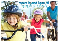 Tips for staying fit as a family