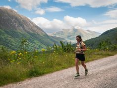 Trail running provides a solitary escape to experience amazing places.