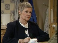 As Time Goes By (1992) Bbc Tv Shows, Dog Pen, Judi Dench, As Time Goes By, Comedy Tv, Book Tv, Painting Process, Light And Shadow, One Color