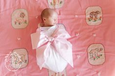 Beaufort Bonnet Company has the cutest swaddles, bonnets, and coordinating bow ties for big brother. This will be necessary!