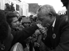 Madiba the gentleman