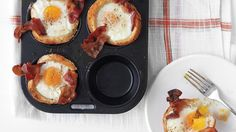 Upgrade the classic American breakfast from basic to impressive in a few simple steps.