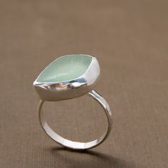 sea glass. Katie, had lots of jewelry that u might like--check it out