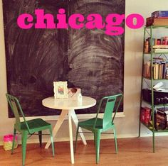 Chicago's Finest: Metal Chairs, Bike & Brass Trunk — Daily Classifieds