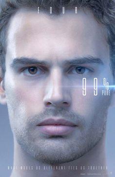 The Divergent Series: Allegiant Poster - FOUR